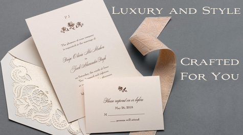 Bachcroft Wedding Stationery Crafted for You