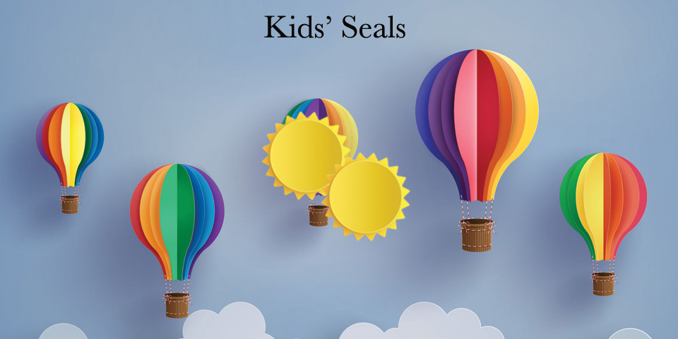 Bachcroft Kids' Seals and Stickers