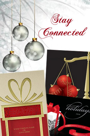 Business Holiday and Christmas cards.